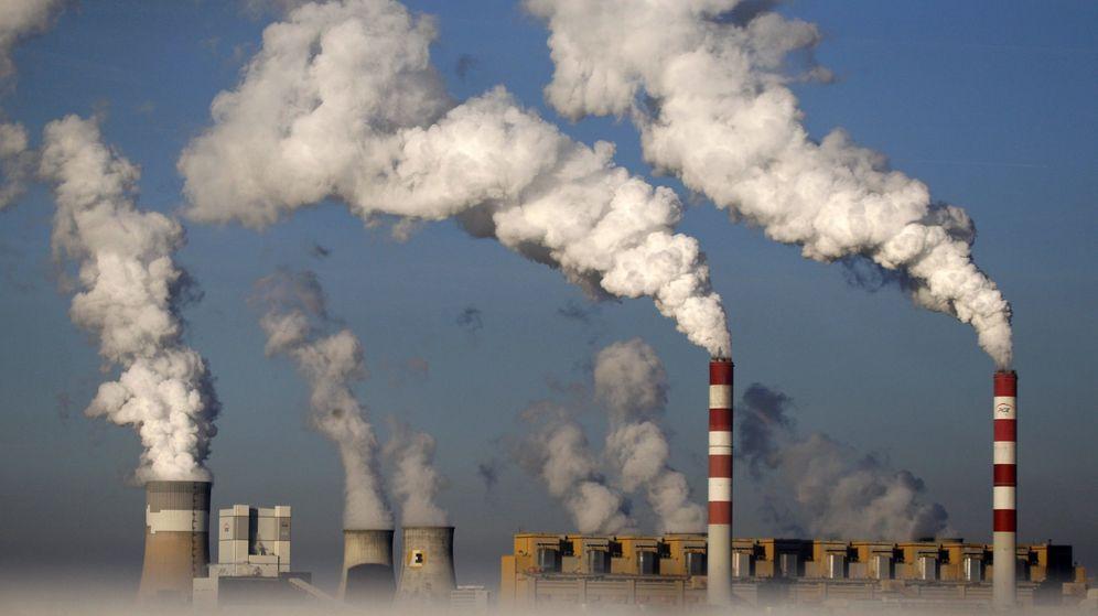 Foto: El ser humano es el responsable del cambio climático (Reuters)