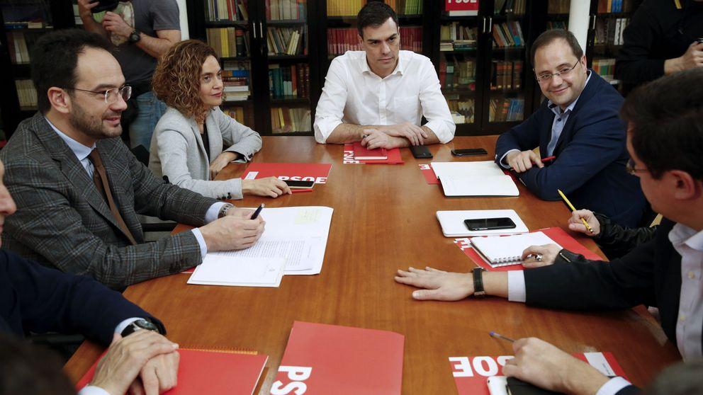 El PSOE recurre a los alcaldes del cambio: Pablo, escucha a Carmena