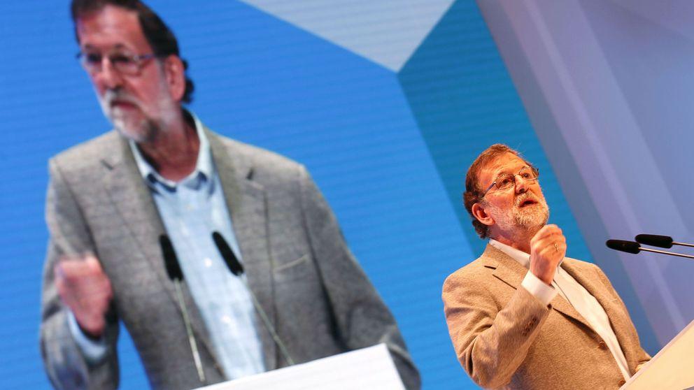 Rajoy: Ya podemos hacer algo más que cuando estábamos en la indigencia