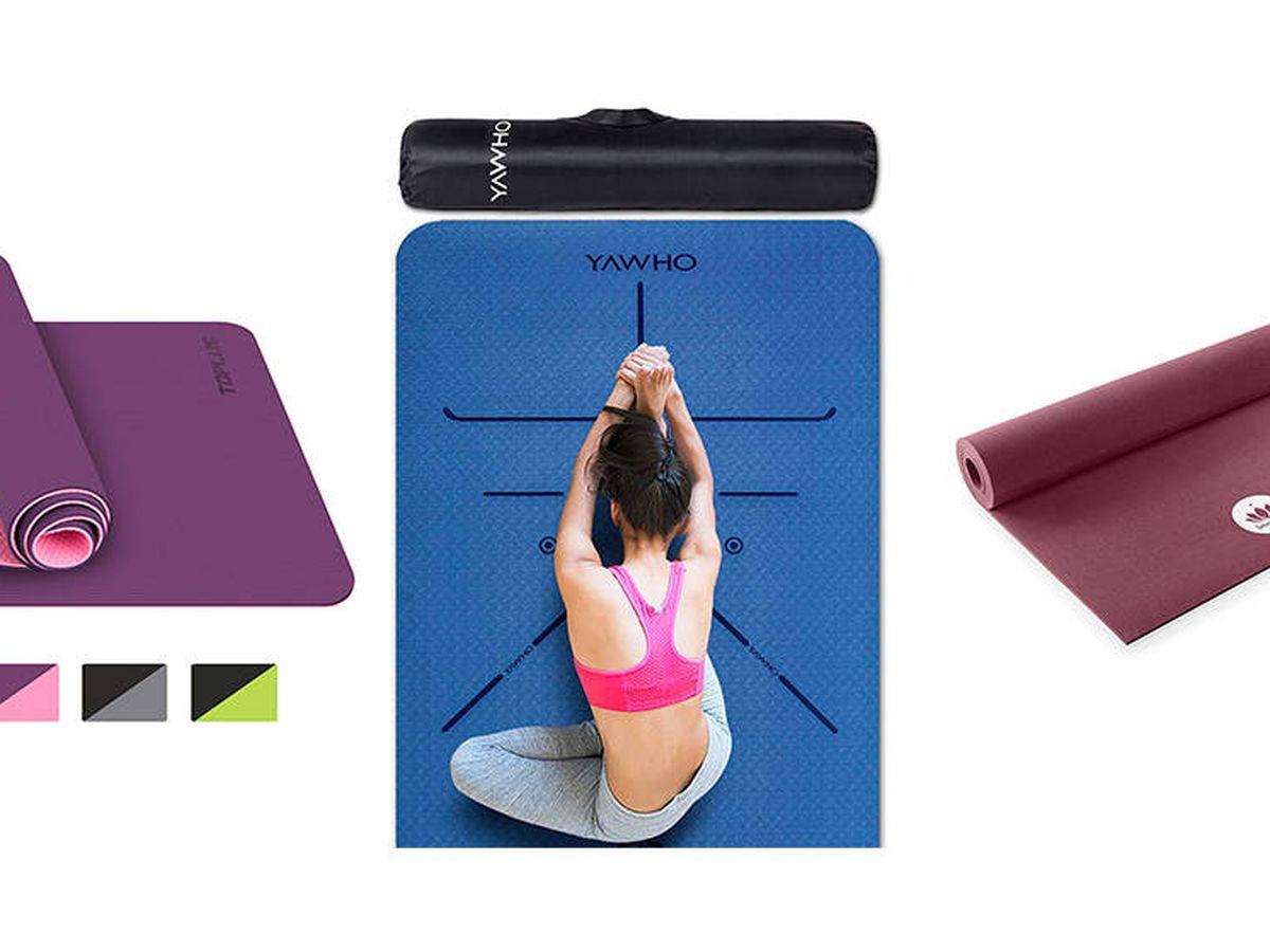 Las Mejores Esterillas De Yoga Consejos Para Acertar Con Tu Compra