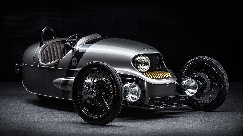 Foto: Con el chasis tubular característico del 3 Wheeler, el EV3 monta una motorización eléctrica que garantiza una autonomía cercana a los 200 kilómetros.