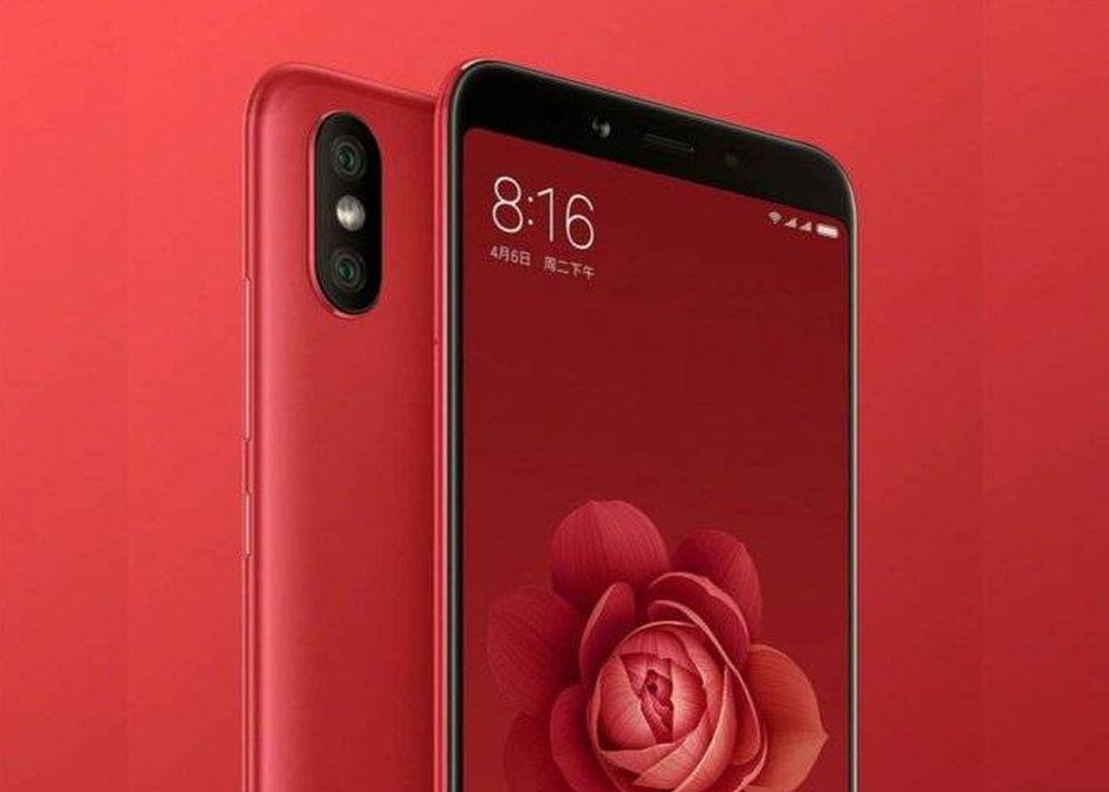 Foto: El Mi 6X inspirará el diseño del Mi A2. (Xiaomi)