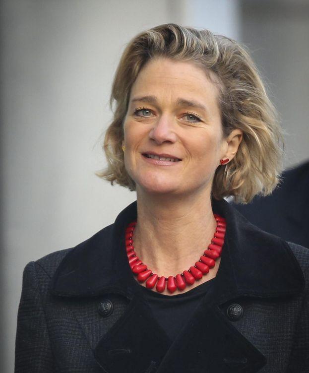 Foto: Delphine Boël, en una imagen de archivo. (EFE)