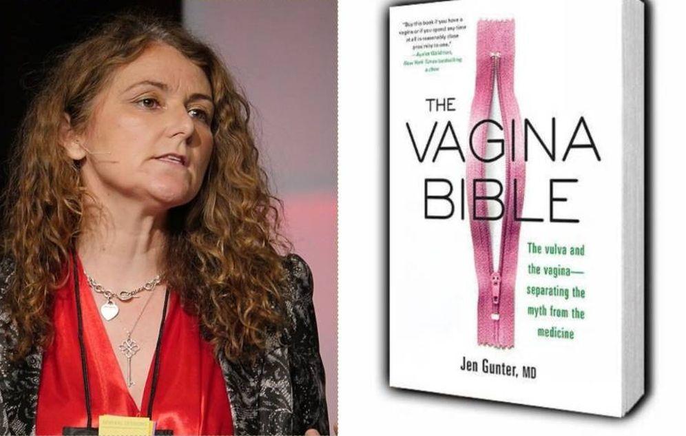 Foto: Jen Gunter, autora de 'La Biblia de la vagina'