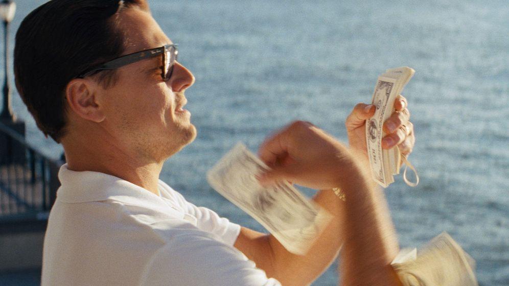 Foto: Imagen de Leonardo DiCaprio en 'El lobo de Wall Street'