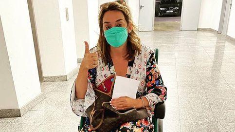 Toñi Moreno comparte su fatídico cumpleaños en silla de ruedas
