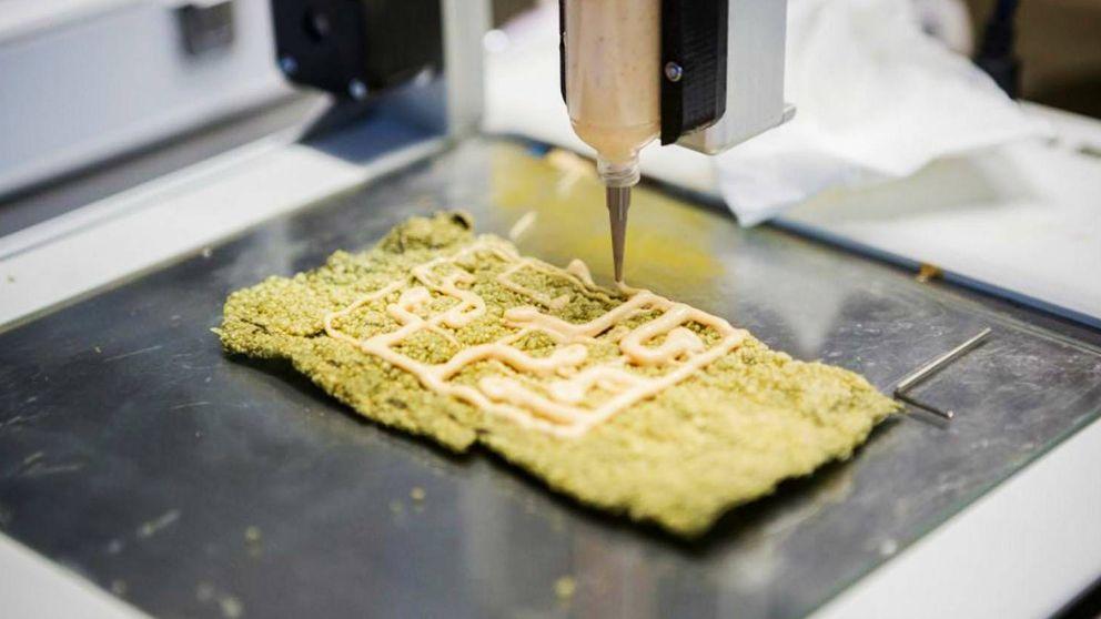 Llegan los restaurantes de comida impresa en 3D: 180€ por falso caviar