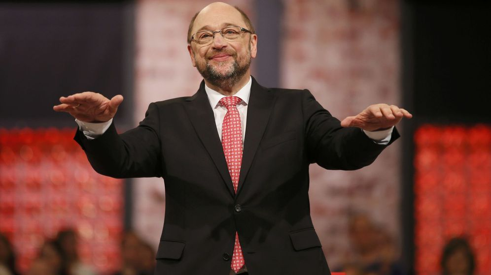 Foto: Martin Schulz. (Reuters)