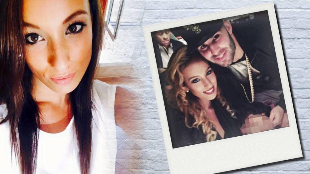 Melody Santana, la cabreada ex de Jesé, y su enigmática pulla en las redes sociales