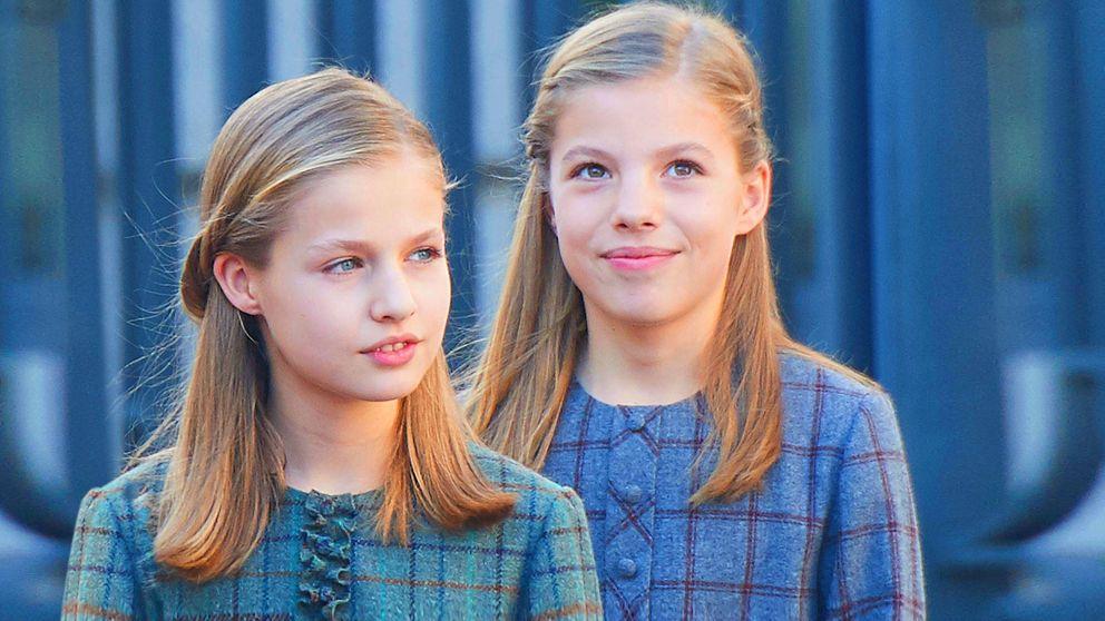 Leonor y Sofía, historia de una melena impecable: hablan los expertos