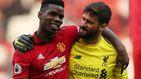 El Liverpool y el Manchester fracasan en su intento de rentabilizar la crisis de la Premier