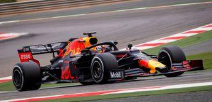 Post de Red Bull tiene un buen problema: el sopapo de Max Verstappen a su peor coche