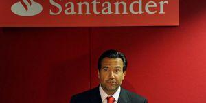 Horta-Osorio se deshace de sus acciones de Santander y se embolsa 1,27 millones