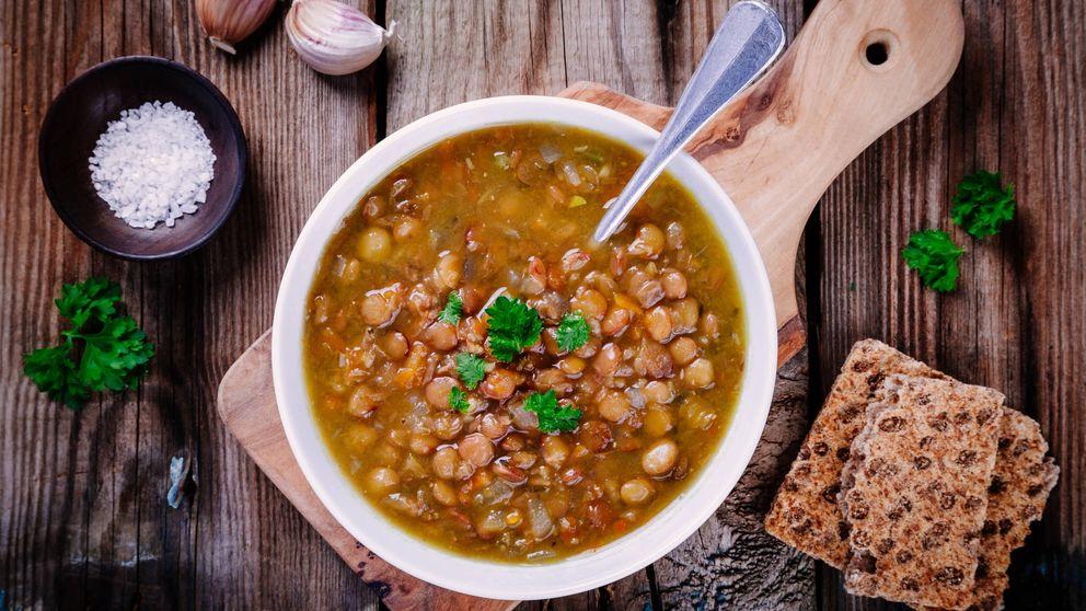 Cuatro recetas gourmet con legumbres que te harán triunfar