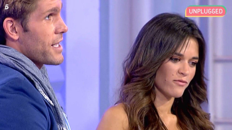 Fiama y Rubén Poveda, en 'MYHYV'. (Mediaset)