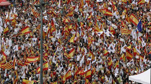 La marcha prounidad se vuelve a citar en Barcelona: Ahora más que nunca