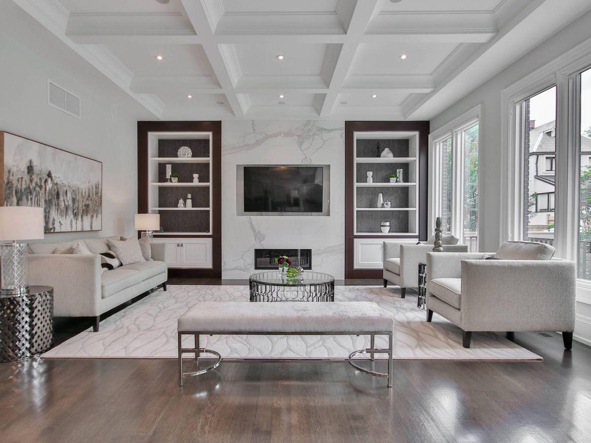 Foto: Tips imprescindibles para decorar un salón. (Sidekix Media para Unsplash)
