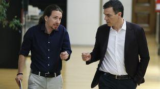 PSOE y Podemos, la alianza inevitable