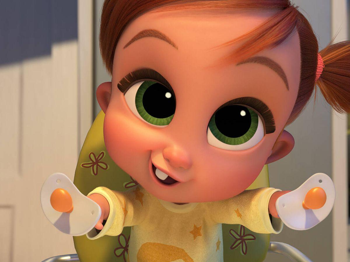 Foto: Tina Templeton, uno de los personajes de la segunda entrega de 'El bebé jefazo'. (Universal)