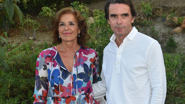 El regreso más VIP de vacaciones de los Aznar Botella
