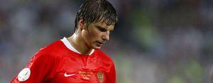 Arshavin no volverá a jugar con el Zenit hasta que decida su futuro