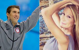 La novia de Phelps confiesa que nació con genitales masculinos