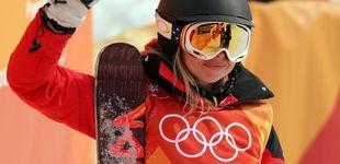 Post de Elizabeth Swaney ha cumplido mi sueño de ser olímpico sin ningún talento