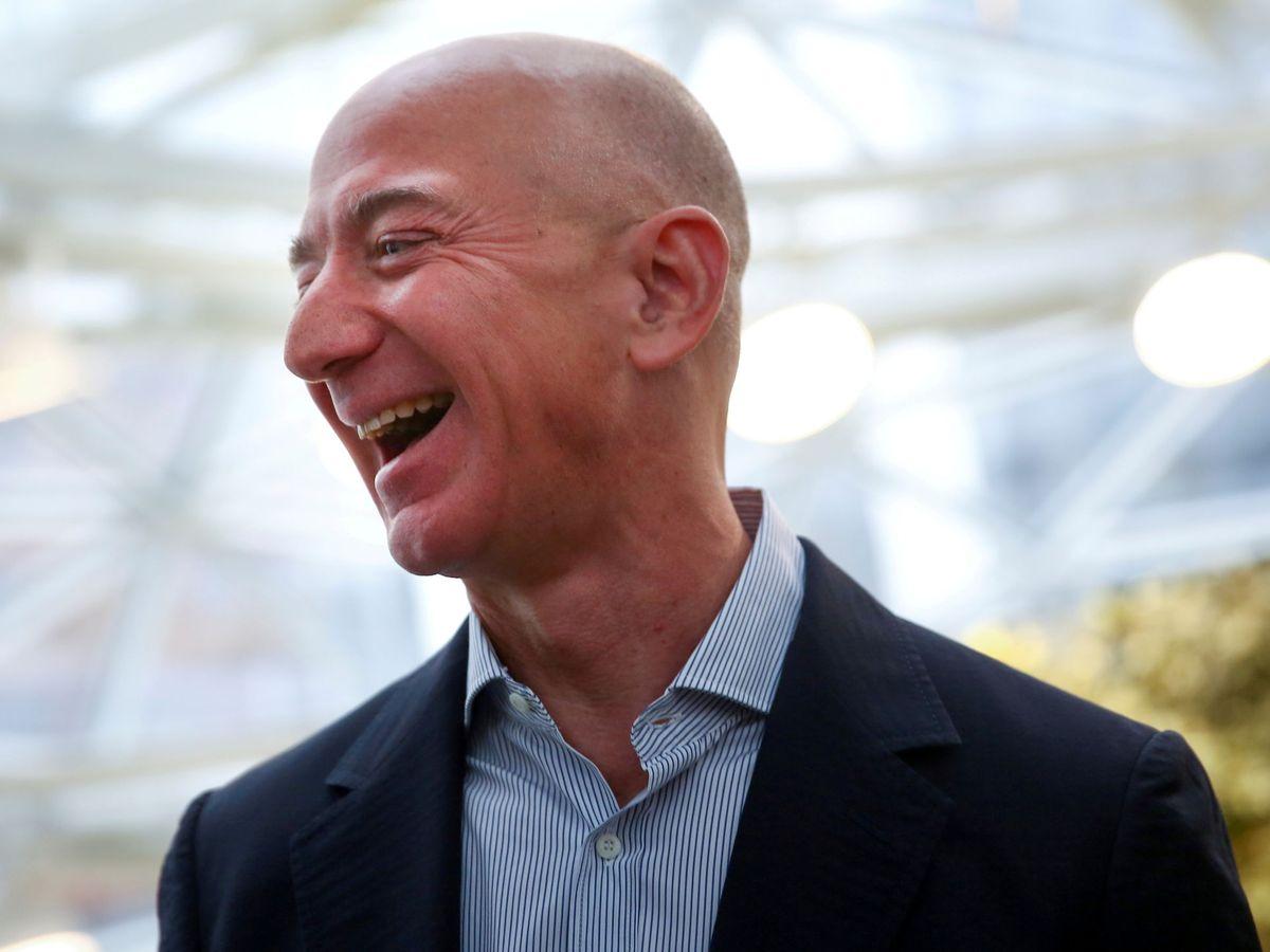 Foto: El fundador y consejero delegado de Amazon, Jeff Bezos. (Reuters)