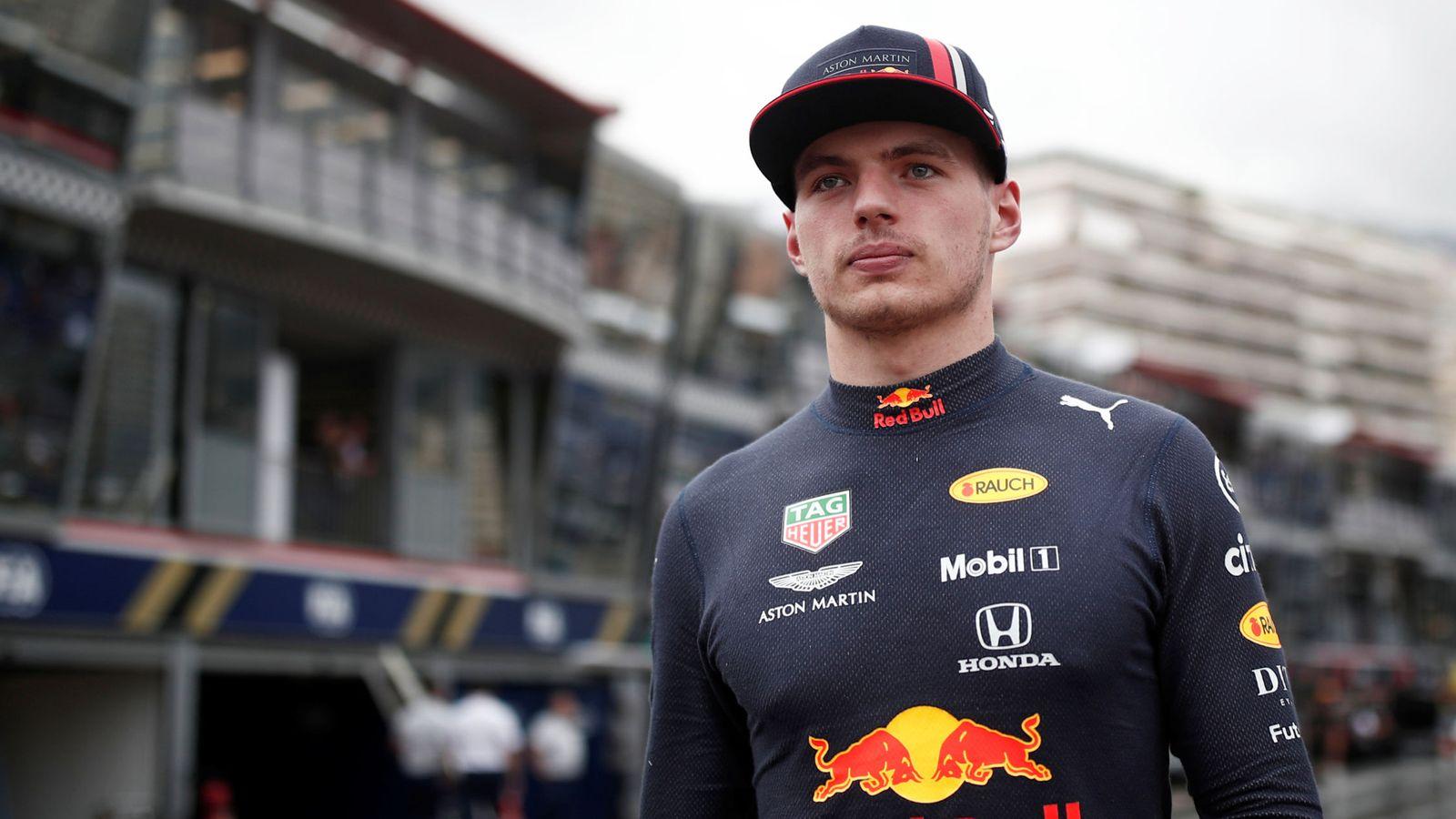 Foto: Max Verstappen está cansado de ser cuarto. (Reuters)
