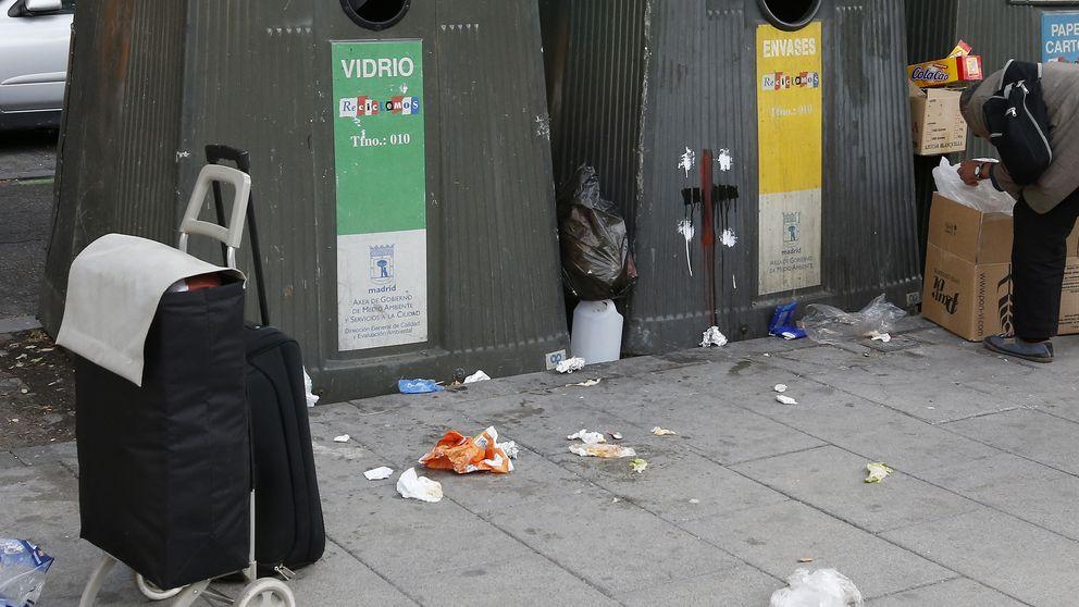 La pobreza severa se duplica alcanzando a 3 millones de españoles