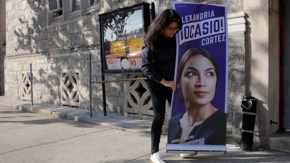 Alexandria Ocasio-Cortez: el duro oficio de conseguir que te voten