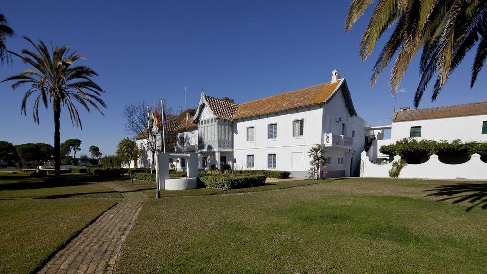 Foto: El Palacio de las Marismillas, en Doñana. (Getty)