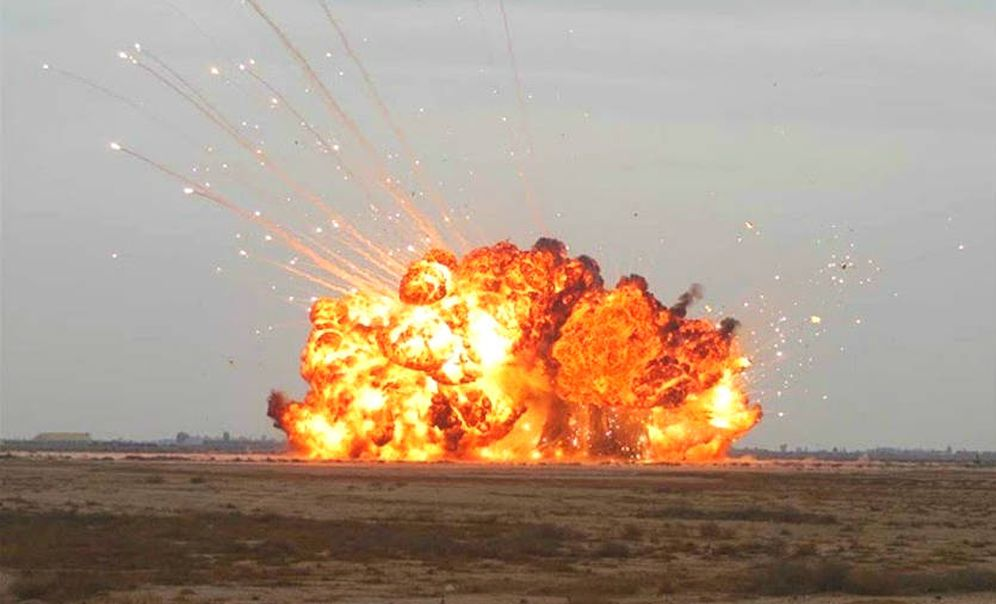 Atomic Bomb Radius >> Tecnología militar: 44 toneladas de TNT: el padre de todas las bombas que Rusia guarda en su arsenal