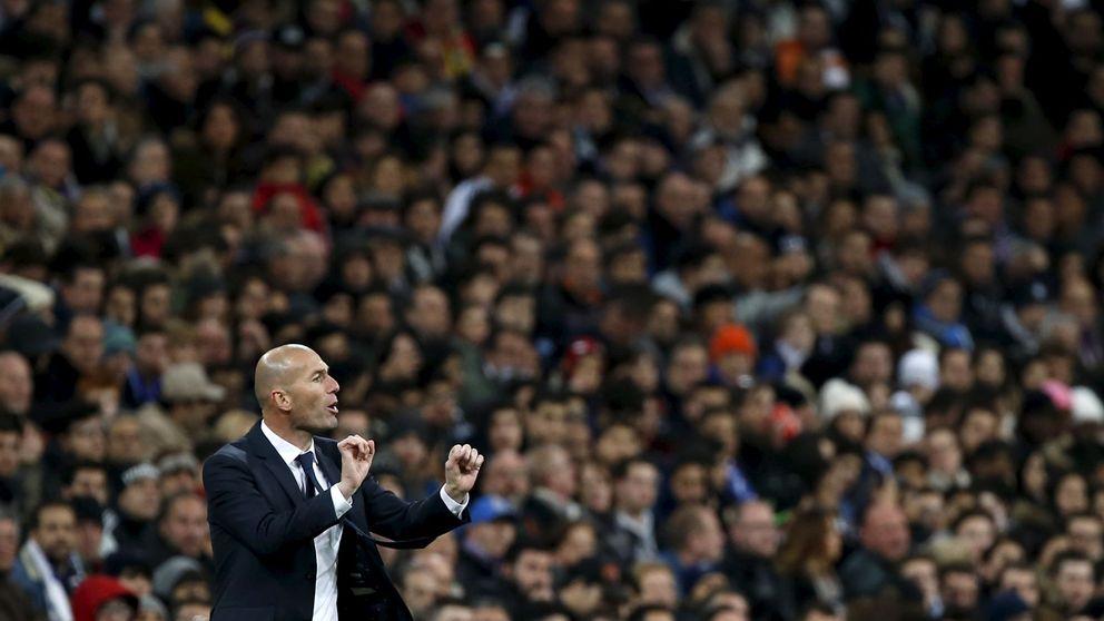Zidane: Deben mejorar muchas cosas, tenemos tiempo y lo vamos a hacer