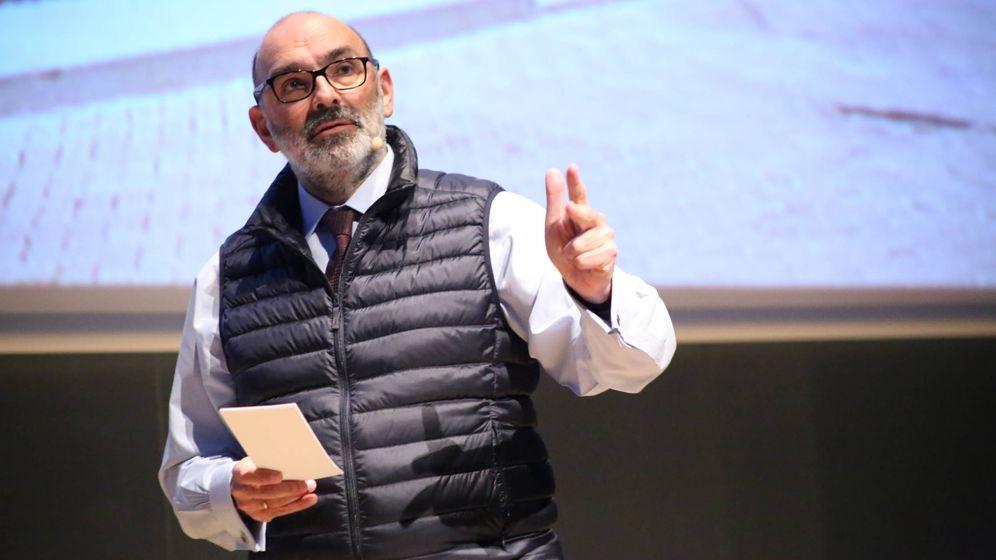 Foto: Fernando Abril-Martorell, presidente de Indra.