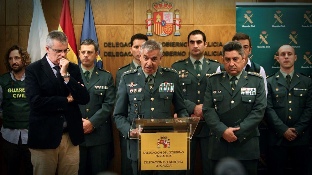 Foto: El coronel de la Guardia Civil, Manuel Sánchez Corbí. (EFE)