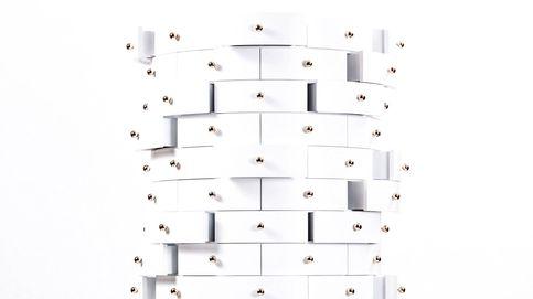Un armario como una torre