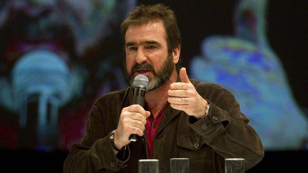 Cantona, detenido en Londres como sospechoso de asalto sobre otro hombre