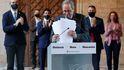 Torra tomará el atajo del TC para acelerar la intervención de Europa en su inhabilitación