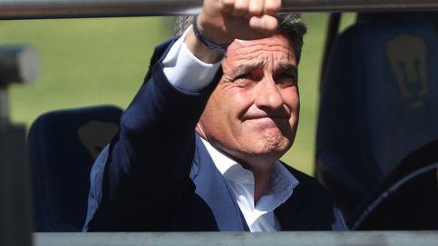 Vuelve Míchel, el entrenador que plantó cara al jeque en Málaga e hizo historia en el Getafe