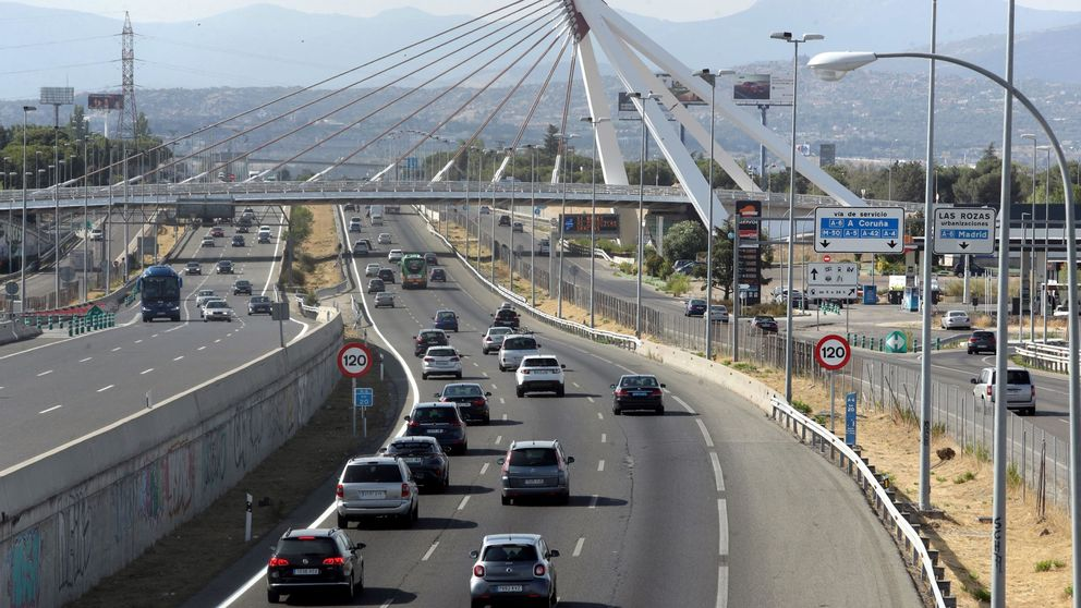 Operación DGT para el puente de agosto: estas son las horas con más tráfico