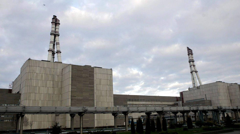 Central nuclear Ignalina, en Visagina. (EFE)