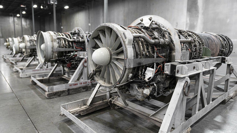 El motor es parecido al que usan otras compañías como Virgin. (Hermeus)