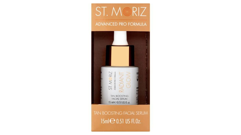 St Moriz Advanced Pro Formula Serum Facial Bronceador.