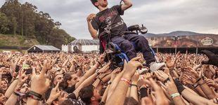 Post de La historia detrás de la foto del Resurrection Fes que emociona al mundo del rock