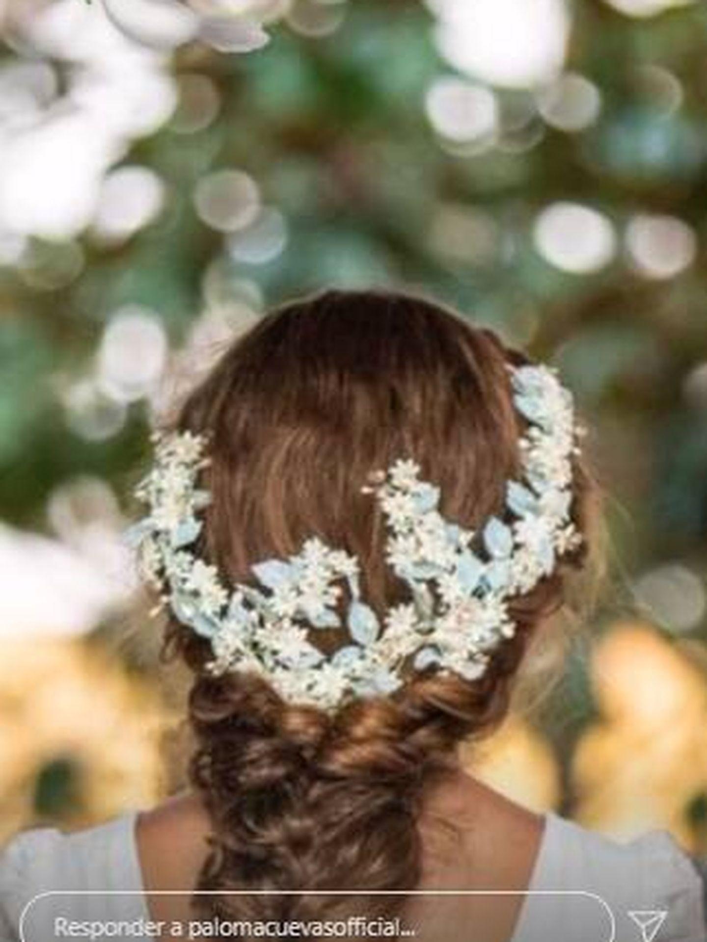 El peinado de la niña. (IG)