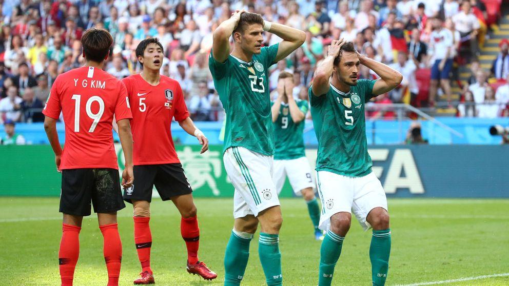 Alemania da la sorpresa más grande posible: el campeón está fuera del Mundial