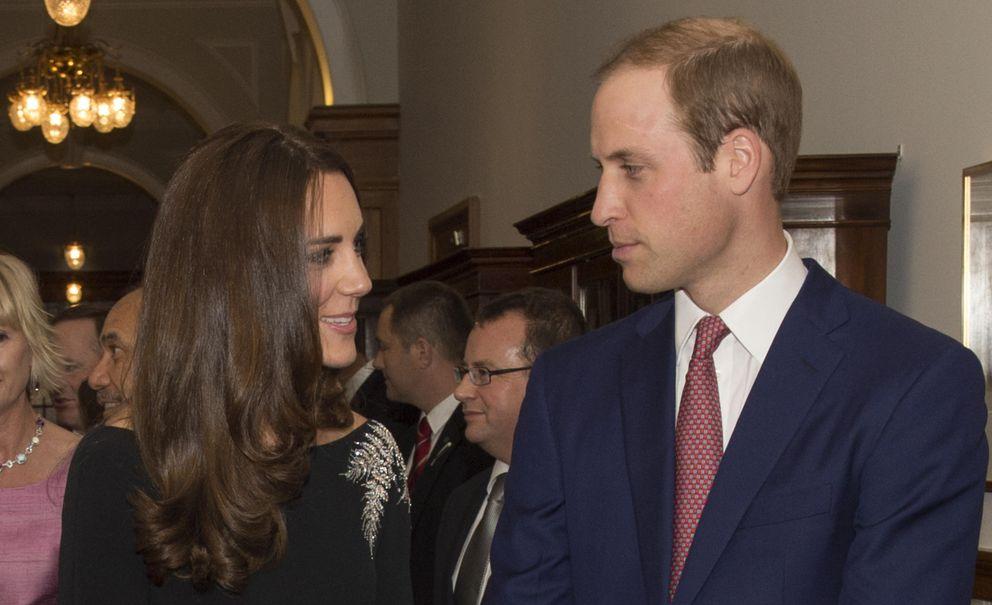 Foto: El viaje de los duques de Cambridge a Oceanía