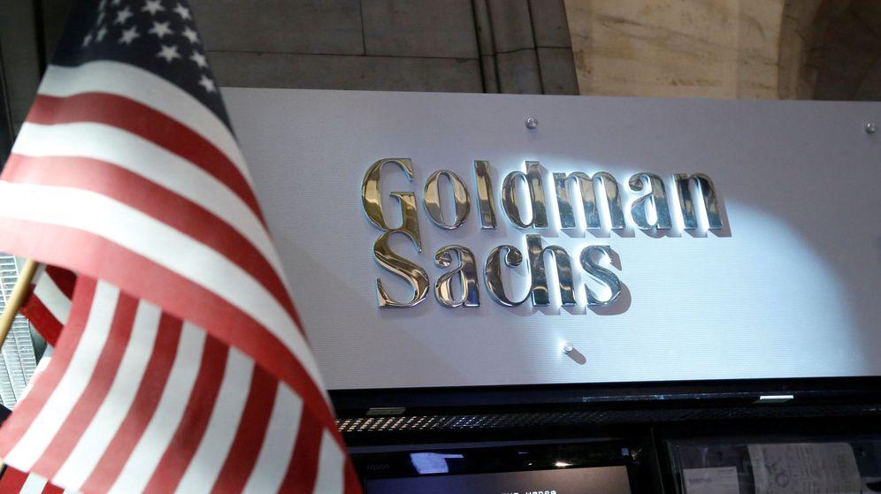 Foto: Imagen de archivo del logo de Goldman Sachs. (Reuters)