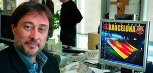Benedito, candidato a presidir el Barça y perseguido por Hacienda